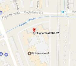 Rhenus Intermodal Systems Location Hamburg