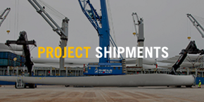 Rhenus Intermodal Systems - Project Shipments